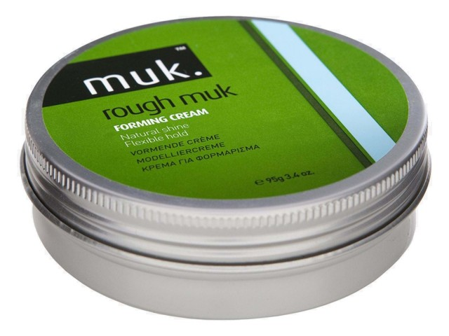 Rough Muk Natural Shine Flexible Hold Forming Cream 95G