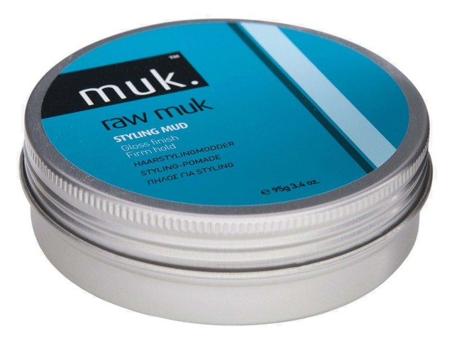 Raw Muk Gloss Finish Firm Hold Styling Mud 95G