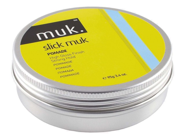 Slick Muk High Gloss Finish Strong Hold Pomade 95G