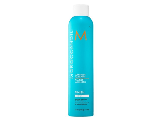 Moroccan Oil Luminous Medium Hold Unisex Styling Hairspray