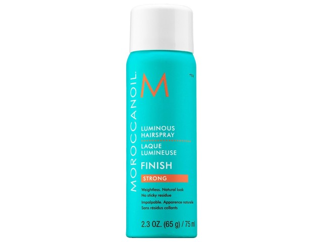 Moroccan Oil Luminous Strong Hold 75ml Unisex Styling Hairspray