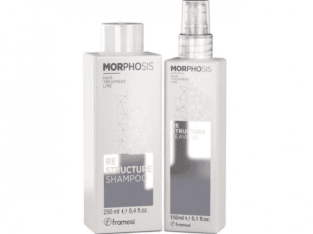 Morphosis Restructure Shampoo And Conditioner Duo